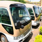 PHOTO NEWS: Osun School Buses For Students, To Be Launched Soon