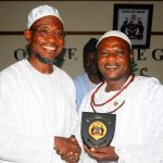 PHOTO NEWS: Hoteliers Association Of Nigeria Visits Gov. Aregbesola