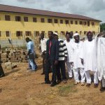 PHOTO NEWS: Aregbesola Inspects Newly Completed Middle School In Osogbo
