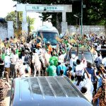 PHOTO NEWS: Flag-Off Campaign For Aregbesola's Re-Election