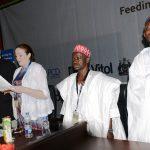 PHOTO NEWS: Aregbesola Addresses World Bank Reps On School Feeding