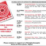 World United To #BringBackOurGIrls