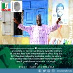 QUOTE Of The DAY (OSUN 2014) : Download And Share