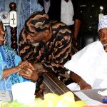 PHOTO NEWS: Aregbesola At Osun Foremost Traditional Rulers Conference