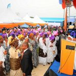 THROUGH THE YEARS: Aregbesola's Bond With The People Of The State Of Osun