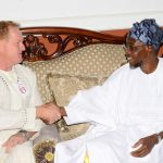 PHOTO NEWS: Mining Western Company from Australia Visits Aregbesola