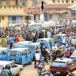 PHOTO NEWS: Reactions of Spare Parts Sellers Towards Aregbesola's 2nd Term In Office