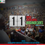 COUNTDOWN: 11 Days To Go Until #OsunDecides