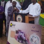 Farmers Get Debit Cards For Farming Inputs In Osun As Governor Says State Economy Thrives On Agric Production