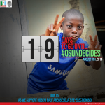 COUNTDOWN: 19 Days To Go Until #OsunDecides