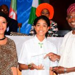 PHOTO NEWS: Int Ambassador On Child Education Bags Aregbesola Award Of Most Innovative Gov On Education In Nigeria