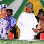 PHOTO NEWS: Christian Association Of Nigerian Dialogues With Aregbesola On His Re_election