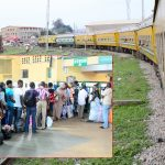 PHOTO NEWS: Aregbesola Offered Free Train Ride For Eid-Ul-Fitri Celebration
