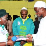 PHOTO NEWS: Aregbesola At Maiden Revival Of INRI Evangelical Church
