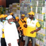 PHOTO NEWS: Aregbesola Gives Farmers Debit Cards For Farming