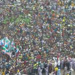 PHOTO NEWS: Aregbesola Receives More Popularity In Home Town - Ilesha Mega Rally