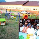 PHOTO NEWS:  Aregbesola Commissions LA Elementary School Ilesa