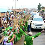 Group Canvasses Support For Aregbesola's Re-Election