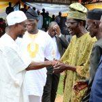 PHOTO NEWS: Osun Parents Teachers Association Endorse Aregbesola For Second Term