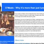 O'Meals - Why It's More Than Just Lunch