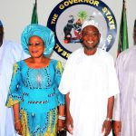 PHOTO NEWS: Senate Committee On Privatisation Meets Aregbesola