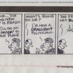 CARTOON: Who Is Deceiving Who?