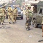 Osun: A Tale Of Militarised Poll