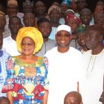 PHOTO NEWS: Association Of ALGON Chairmen Visit Aregbesola