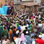 PHOTO NEWS: Aregbesola In A Thank You Vist To Ora-Igbomina Town