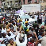 PHOTO NEWS: Aregbesola's Thanksgiving On Re-election
