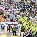 PHOTO NEWS: 16th Edition Of The Walk To Live Exercise In Osogbo