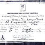 PHOTO NEWS: Certificates Of Return