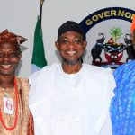 PHOTO NEWS: UNDP And NCP Political Party's Solidarity Visit To Aregbesola