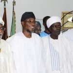 PHOTO NEWS: Sultan Of Sokoto's Condolence Visit To Aregbesola