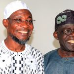 PHOTO NEWS: Senator Bola Timubu's Congratulatory Reception For Aregbesola
