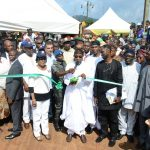 PHOTO NEWS: Aregbesola Flags Off Construction Of 225 KM Rural Roads In Osun