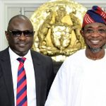 PHOTO NEWS: Agricultural Insurance Corporation Visits Aregbesola