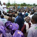 Osun Workers Welcome Aregbesola Back To Office As The Governor Says No Worker Will Be Vilified