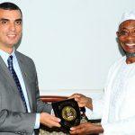 PHOTO NEWS: World Bank/French Development Agency Visit Aregbesola