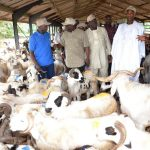 PHOTO NEWS: Inauguration Of Sales Of Ram In Osun