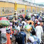 PHOTO NEWS: Free Train Rides For Eid-el-Kabir Celebration In Osun