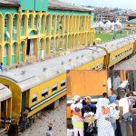 Free Train Ride In Osun Returns Passengers To Lagos