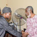 PHOTO NEWS: Aregbesola Pays Condolence Visit To Senator Ayo Fasanmi