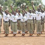Osun Corps Members Pass Out In Low-Key Ceremony