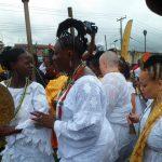 Ebola Can't Kill The Spirit Of Osun Festival
