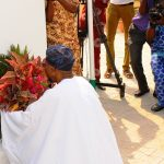 Aregbesola Advocates A Full Week For Armed Forces Remembrance Celebrations...Condemns Embezzlement Of Arms Funds