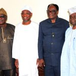 Photonews: Aregbesola Meets Nigerian Society For Engineers Excos