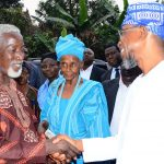 PHOTO NEWS: Aregbesola Visits African Heritage Research Library