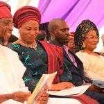 PHOTO NEWS: Aregbesola Presents Staff Of Office To The Oluwo, Oba Abdul Rasheed Adewale Akanbi