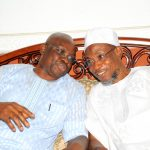 Aregbesola to Fayose: PDP is dead